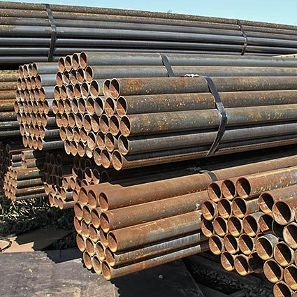 Steel Pipe for Fence and Structural Use