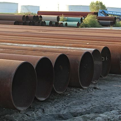 Used and Surplus Steel Pipe - We Buy It